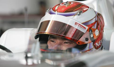 Kobayashi ficha por Caterham y vuelve a la Fórmula 1
