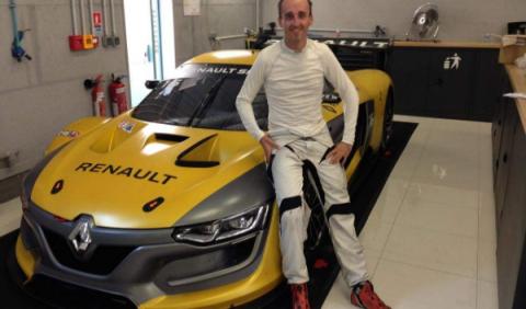 Kubica vuelve a los circuitos con la Renault Sport Trophy