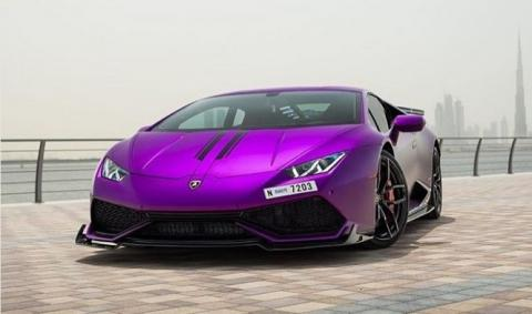 Lamborghini Huracán RevoZport