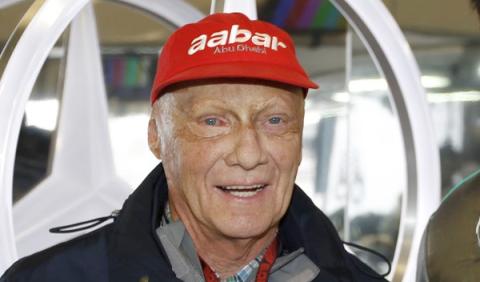 """Lauda advierte a Mercedes: """"Aún quedan muchas carreras"""""""
