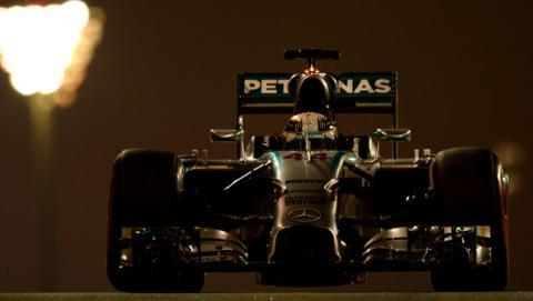 Lewis Hamilton, campeón del Mundo F1 2014