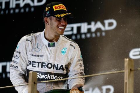 Lewis Hamilton, la historia del nuevo bicampeón de la F1