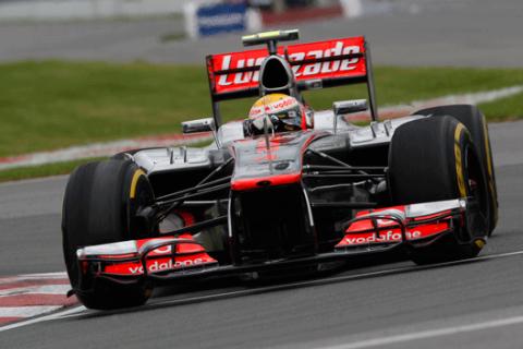Lewis Hamilton - McLaren - GP Canada 2012