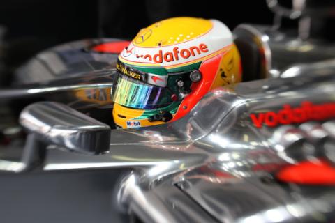 Lewis Hamilton - McLaren - GPMalasia2012