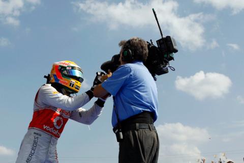 Lewis Hamilton - McLaren