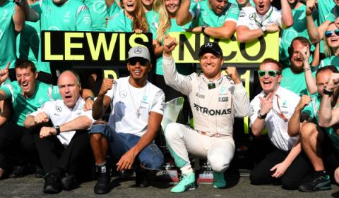 Lewis Hamilton no esperaba llegar al podio en Spa