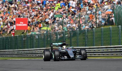 Lewis Hamilton, sancionado en Spa, ¿hay campeonato?