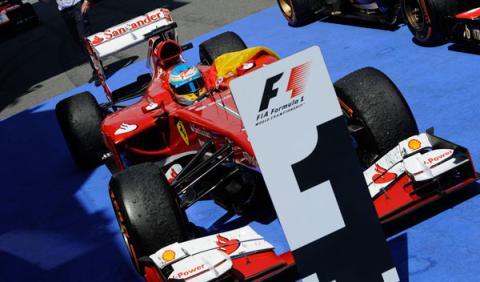 Lista de dorsales de los pilotos de F1 para 2014