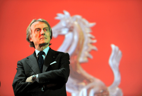 Luca Cordero di Montezemolo - Ferrari