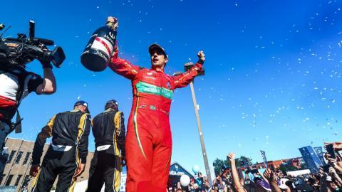 Lucas di Grassi, campeón de la Fórmula E