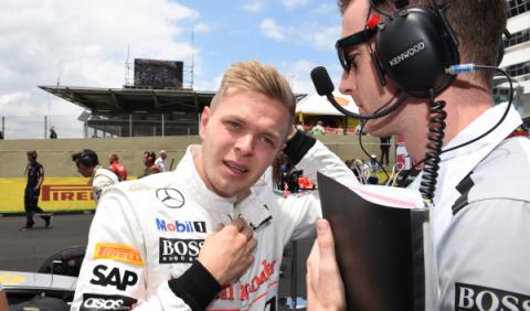 "Magnussen: ""McLaren me prometió un asiento para 2015"""