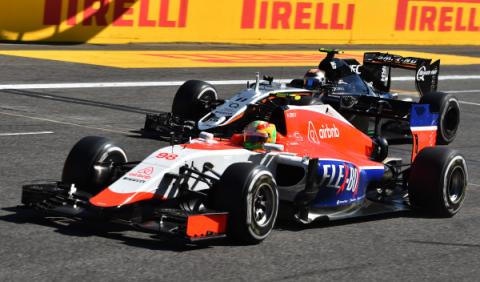 Manor deshoja su margarita de pilotos para 2016