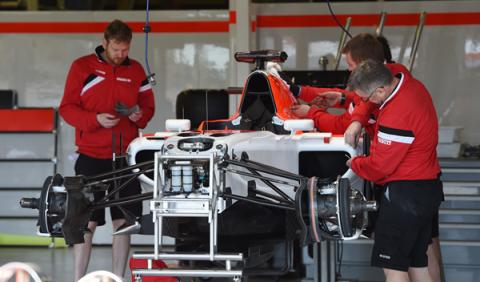 Manor F1 rodará en Malasia, asegura John Booth