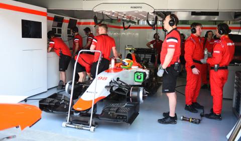 Manor no sabe cuándo presentará su F1 de 2015