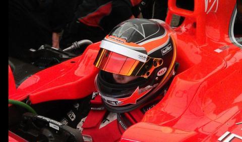 María de Villota - Marussia F1 Team - 2012