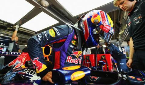 Mark Webber - GP Japon 2013