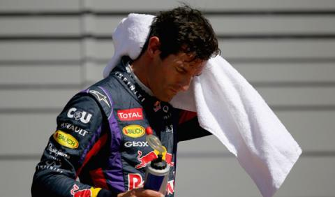 Mark Webber - Red Bull 2013