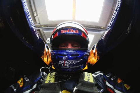 Mark Webber - Red Bull - Abu Dabi 2012