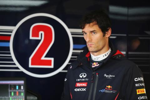 Mark Webber - Red Bull - GP Gran Bretaña 2012