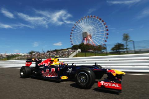 Mark Webber - Red Bull - GP Japón - Suzuka - 2012