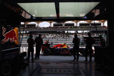 Mark Webber - Red Bull - GP Malasia 2012