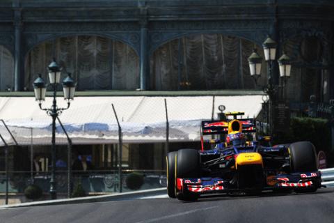 Mark Webber - Red Bull - GP Monaco 2012