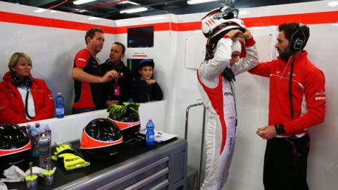 Marussia confirma a Max Chilton para 2014