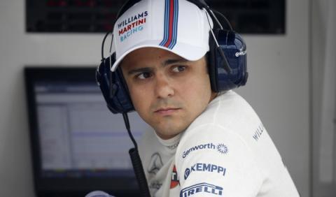 """Massa: """"Alonso es, probablemente, el mejor de la parrilla"""""""