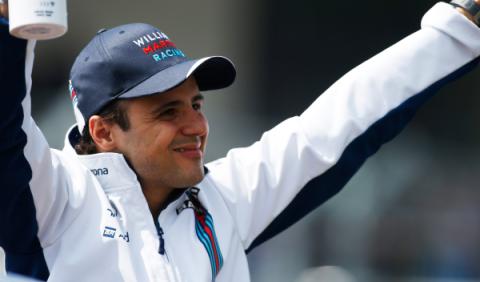 Massa no se retira: correrá en Williams en 2017