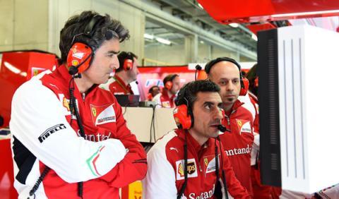 """Mattiacci: """"Fernando Alonso no podría haberlo hecho mejor"""""""