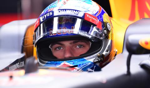 Max Verstappen, elegido Piloto del Día del GP Canadá 2016