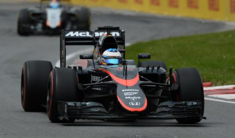 McLaren estrenará frontal en Austria