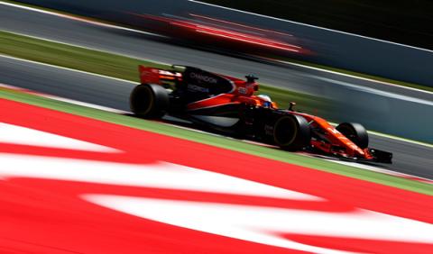 McLaren, con motor Mercedes en 2018 según prensa británica