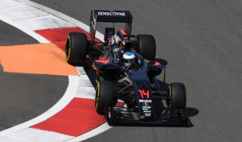 Las mejoras de McLaren para el GP de España