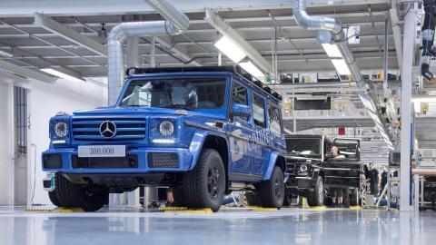 Mercedes 300.000
