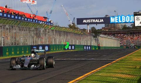 Mercedes puede ser más fuerte aún en Malasia, según Wolff