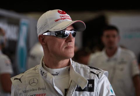 Michael Schumacher - Mercedes - GP Espana 2012