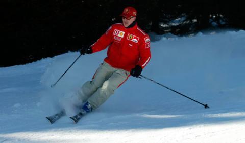 Michael Schumacher sigue en estado crítico pero estable