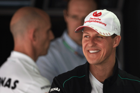 "Michael Schumacher sigue ""en fase de despertar"""