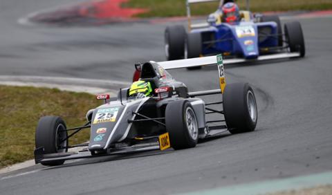 Mick Schumacher se inicia en la F4 alemana