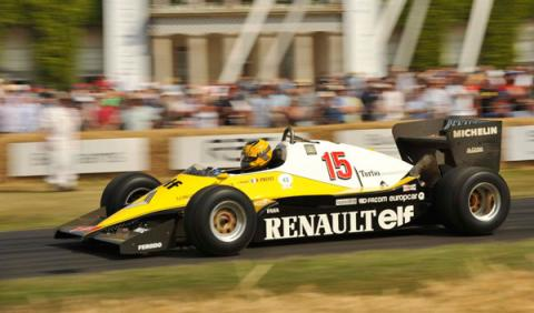 Renault - F1 - Goodwood