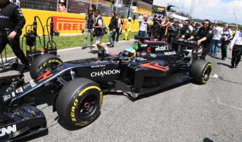 Los motivos del abandono de Alonso en Barcelona