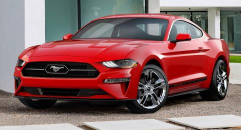 Mustang Pony Package