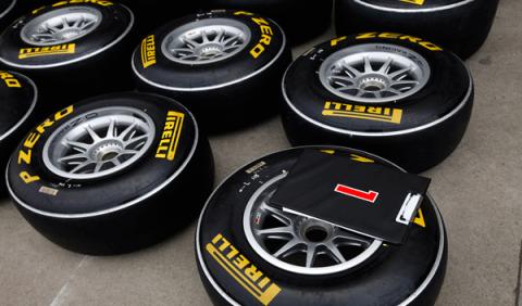 Neumáticos - Pirelli - GP China