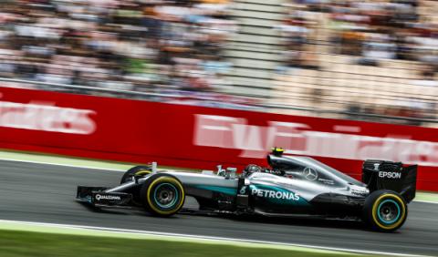 """Nico Rosberg: """"la carrera va a ser muy emocionante"""""""