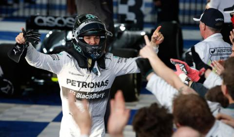 """Nico Rosberg: """"No me comparo con mi padre"""""""