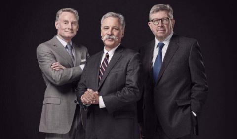 La nueva cúpula directiva de la F1 post Ecclestone