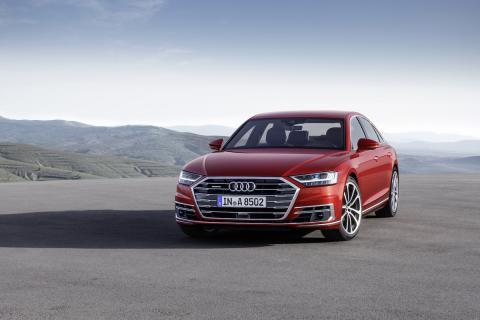 Nuevo Audi A8 Audi Summit