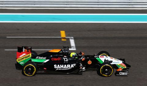 El nuevo Force India no estará en los test de Jerez