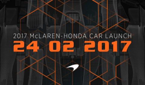 El nuevo Mclaren de Alonso se presentará el 24 de febrero